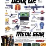 Metal Gear Ad